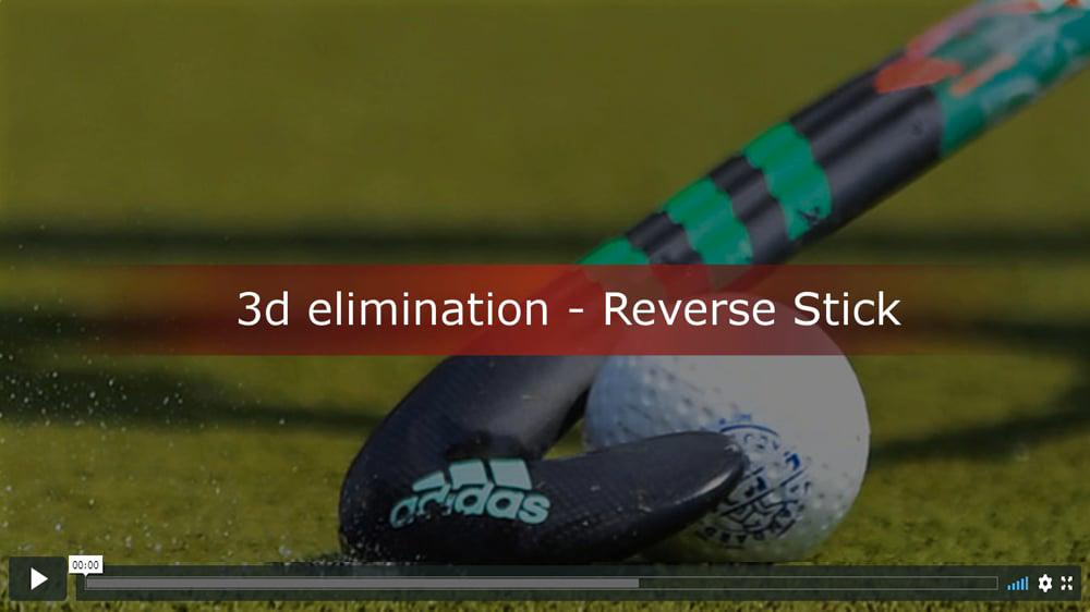 3d elimination - Reverse Stick