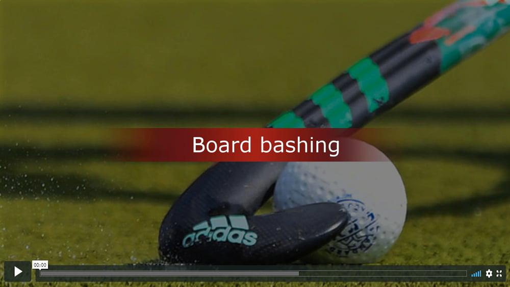 Board bashing